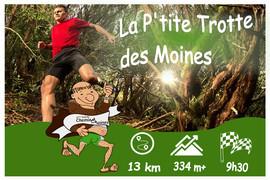 La P'tite Trotte des Moines - 13km