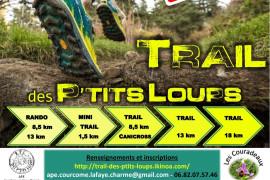 1,5 km - Mini-trail enfant