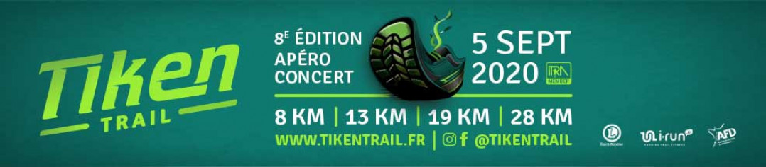 TIKEN TRAIL 17 avril 2021