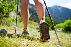 Marche nordique et randonnée 11 .5km