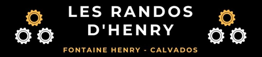 Les Randos d'Henry 2020 - 26 et 27 septembre Fontaine-Henry (Calvados)