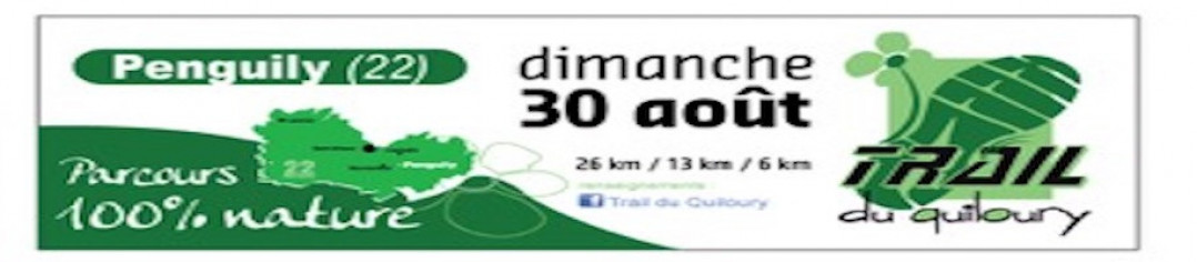 TRAIL DU QUILOURY 2020