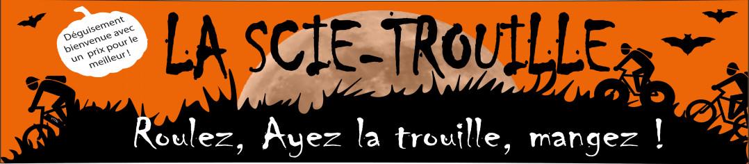 La Scie-Trouille, randonnée de VTT en Périgord, spéciale Halloween !