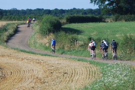 Cyclo route 60km