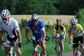 Cyclo route 90km