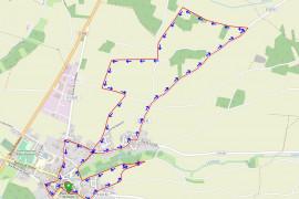 10 Km du donjon